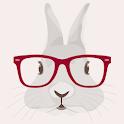 Types of rabbits icon