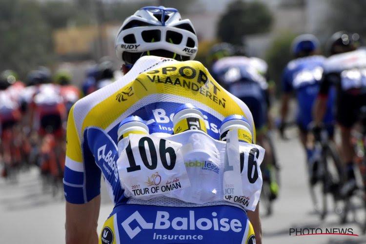 """Mannen met baarden niet welkom in Belgische wielerploeg: """"Dan moeten ze maar een andere ploeg zoeken"""""""