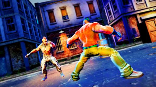 Street Warrior Ninja - Samurai Games Fighting 2020  screenshots 1