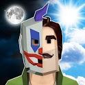 Scary Clown Man Neighbor. Seek & Escape icon