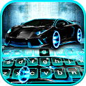 Sports Racing Car Keyboard Theme icon