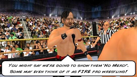 Wrestling Revolution 3D Mod Apk 14