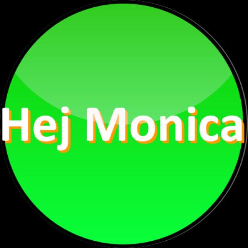 PewDiePie Hej Monika Button