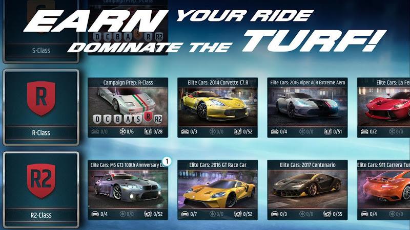 racing rivals unlimited money apk download