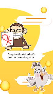 Emojis, Stickers For Gboard - Emoji Keyboard - náhled