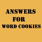 Answers for Word Cookies