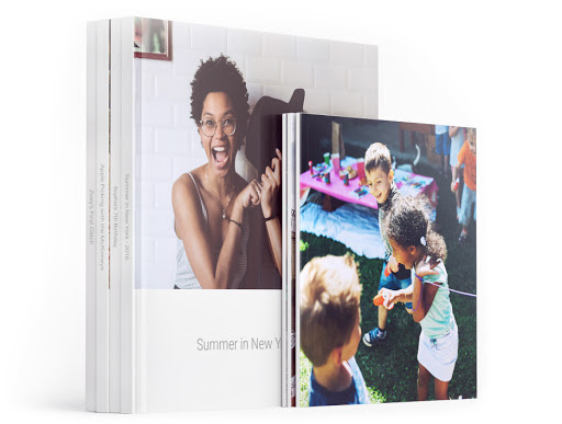 Google Photos - Photo books