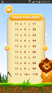 Fun With Times Table - náhled