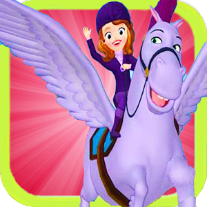 Sofia The First Unicorn Game for PC and MAC