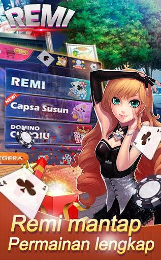 Remi King Keaslian online domino qq free gaple apkmr screenshots 3