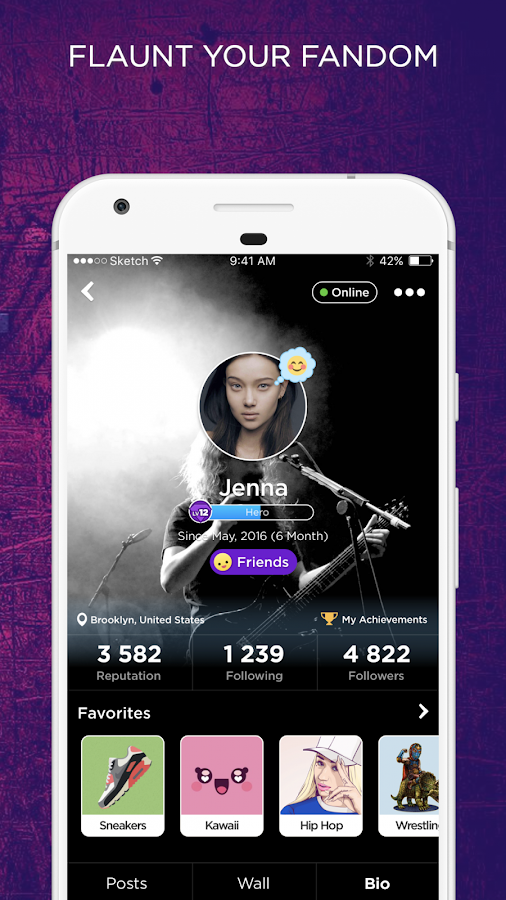 Metal Amino for Heavy Metal Music Fan- screenshot