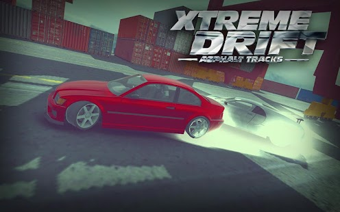 Xtreme Drift Asphalt tracks- screenshot thumbnail