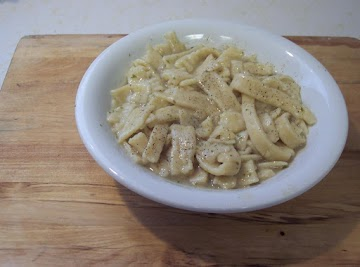 Homemade Noodles, No Waiting To Dry Recipe