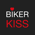 BikerKiss: #1 Biker Dating App icon