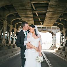Bryllupsfotograf Anna Evgrafova (FishFoto). Bilde av 11.09.2013