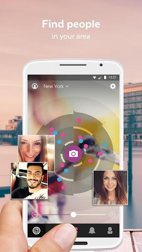 LOVOO CHAT - Flirt Dating App screenshot 1