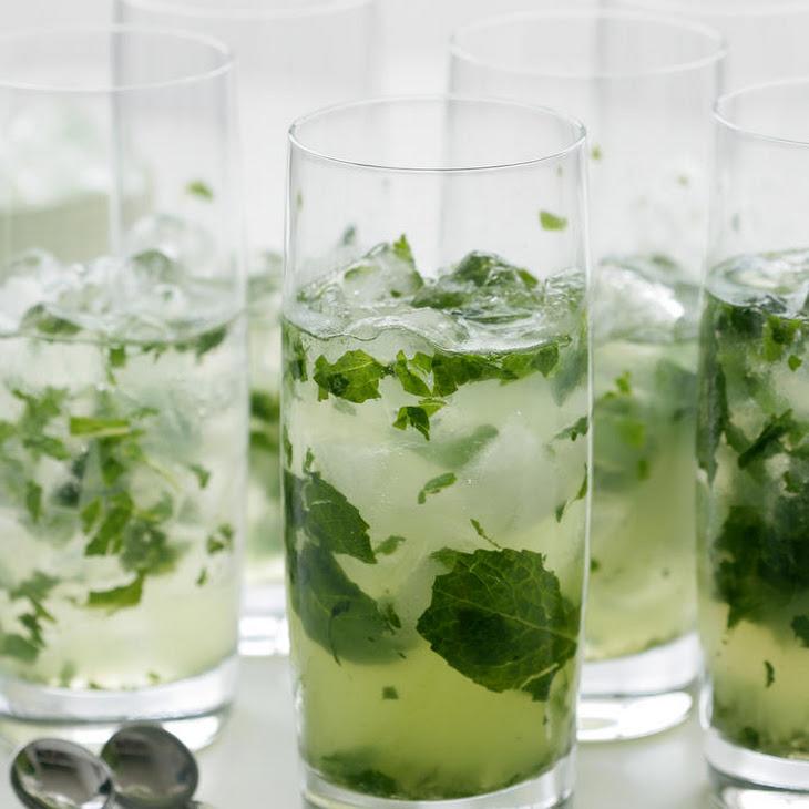 Gin Mint Juleps