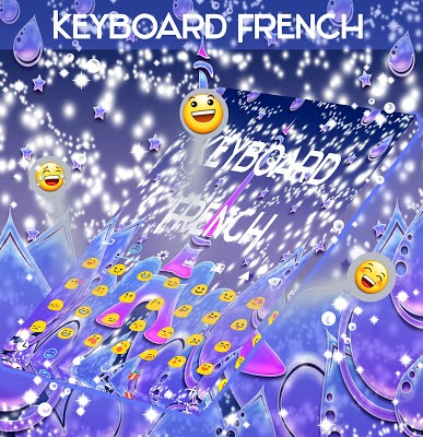 French Keyboard Theme - screenshot