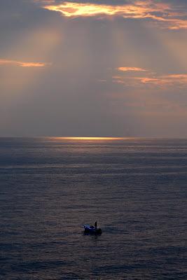 Canale di Piombino, al tramonto di alessandro54