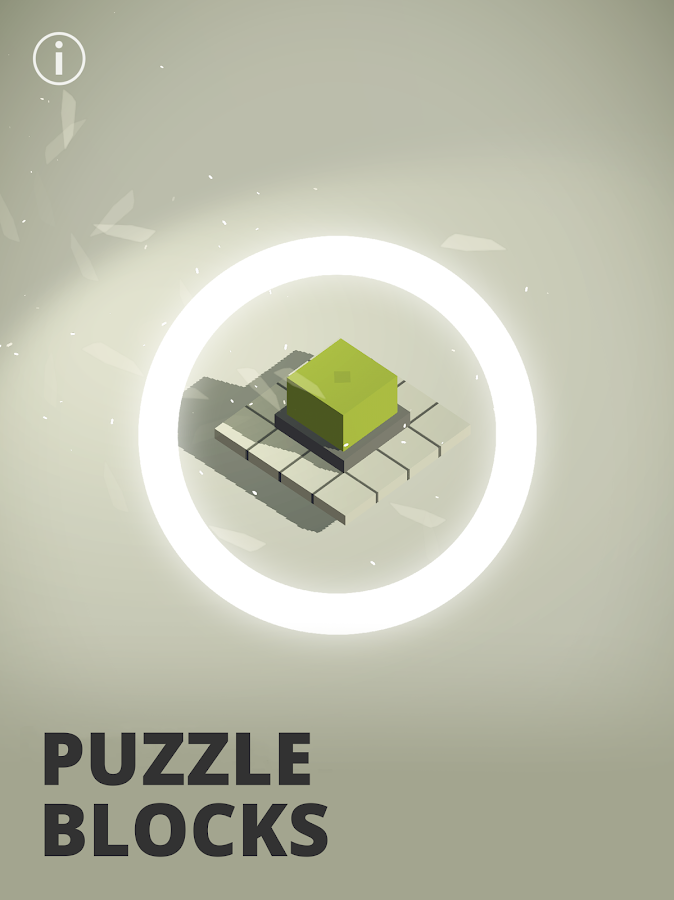 Puzzle Blocks: captura de tela