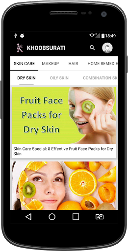 Beauty, Makeup & Home Remedies  screenshots 2
