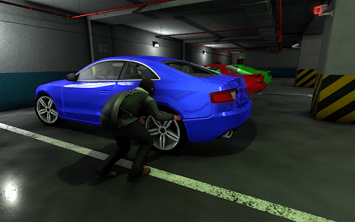 Tiny Thief and car robbery simulator 2019 1.3 screenshots 1