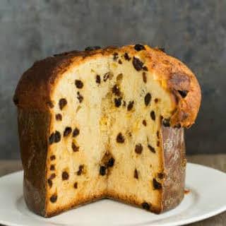 Panettone [Italian Christmas Bread].