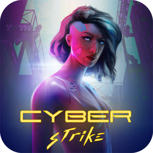 Cyber Strike Infinite Runner