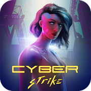Cyber Strike - Infinite Runner