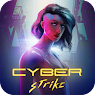 Установить Cyber Strike - Infinite Runner [Мод: много денег]