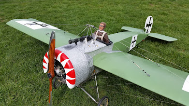 Photo: 1:3 Fokker E3    Dr.Chr.Lotter   Germany