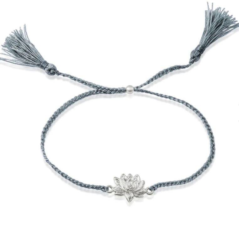 Ananda Soul, padma lotus silverarmband