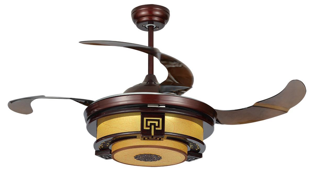 Chú ý quan trọng khi chọn mua quạt trần đèn chùm chất lượng về sử dụng