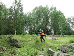 Photo: Erkki Eskola vauhdissa