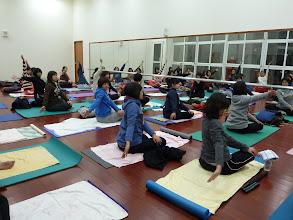 Photo: 20110323健康活力瑜珈005