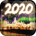 New Year Live Wallpaper 2020 icon