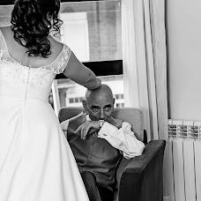 Wedding photographer David Hernández mejías (chemaydavinci). Photo of 10.10.2018