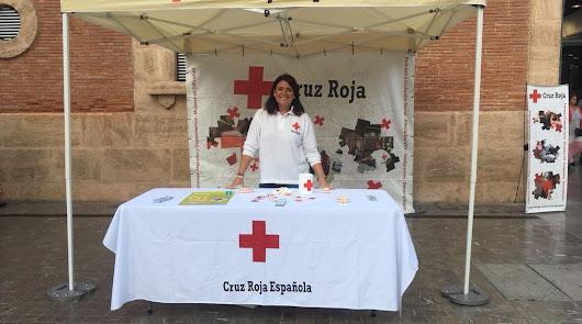 La Cadena SER acompañó a la Cruz Roja en el Día de la Banderita