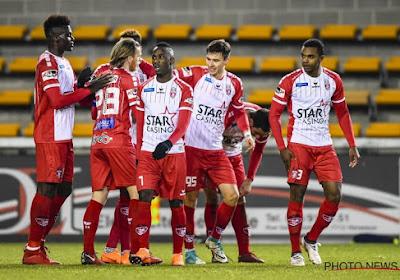 Un club wallon deuxième de Pro League à compter le plus de Belges dans son noyau A