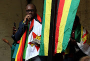 Pastor Evan Mawarire, leader of the #ThisFlag movement.