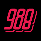 988 FM icon