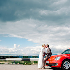 Wedding photographer Petr Petrovskiy (fartovuy). Photo of 23.05.2016