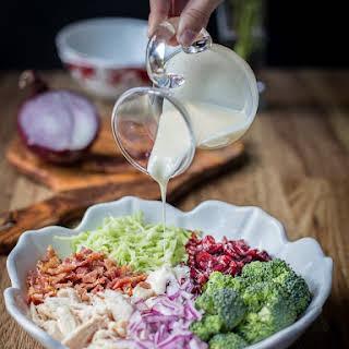 Broccoli Chicken Salad.