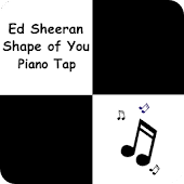 Piano Tap - Shape of You