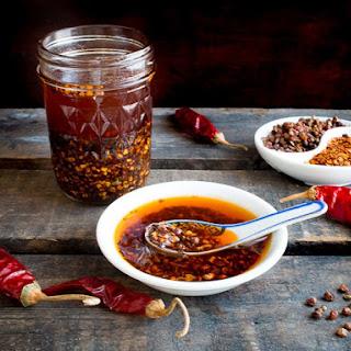 Homemade Sichuan Garlic Chili Oil Recipe
