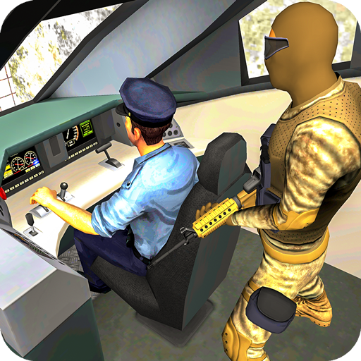 Train Hijack Rescue Missions: Ultimate Shooting