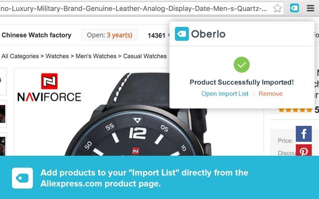 Oberlo - Aliexpress com Product Importer