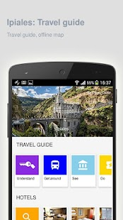 Ipiales: Offline travel guide - náhled