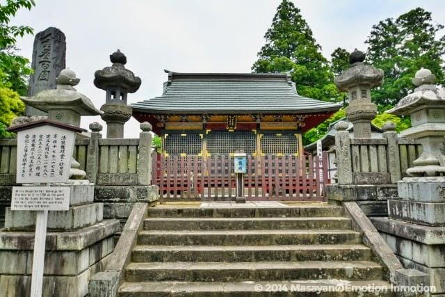 成田山新勝寺の清流権現堂
