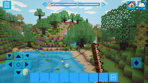 RoboCraft: Building & Survival Craft - Robot World 4.2.6 screenshots 16